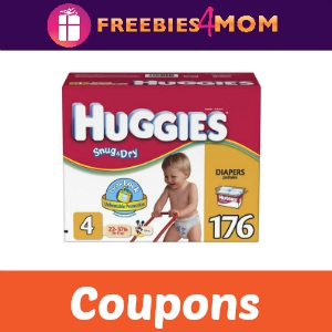 Coupon: $3.00 off one Huggies