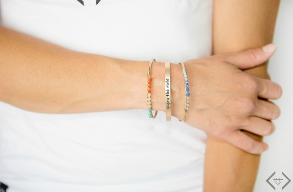 Script Tribe Bracelets $11.99