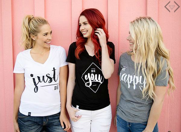 50% Off Inspirational Graphic T-shirts