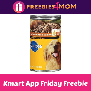 Free Pedigree Wet Dog Food at Kmart