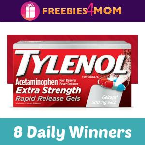 Sweeps Tylenol Rapid Release