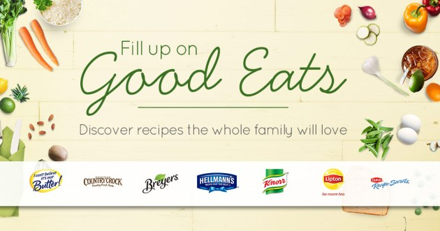 Fill up on Good Eats: Discover Recipes the Whole Family Will Love at Walmart