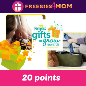 20 Pampers Points