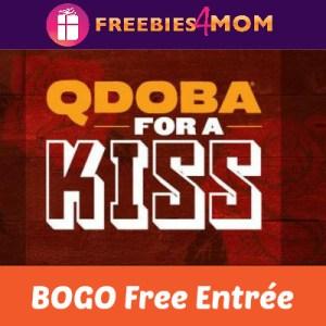 BOGO Free Qdoba Entrée on Valentine's Day
