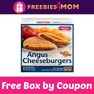 Free Box of Sandwich Bros.