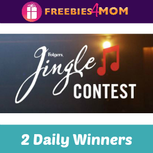 Sweeps Vote for the Best Folgers Jingle
