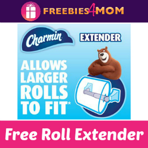 Free Charmin Roll Extenders
