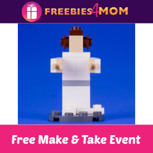 Free Lego Star Wars Building Event at Toys R Us