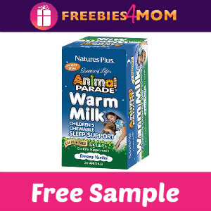 Free Sample Children's Sleep Support