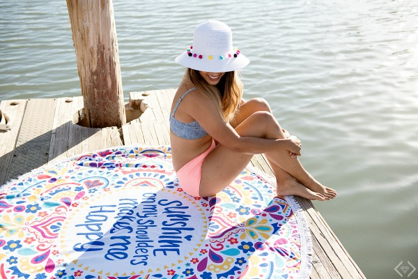 Beach Wraps & Blankets Starting at $15.95