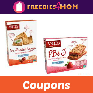 Save with Van's Simply Delicious Coupons