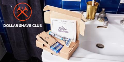 Swagbucks: Get up to $15 to try Dollar Shave Club
