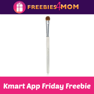 Free e.l.f. Cosmetic Brush at Kmart