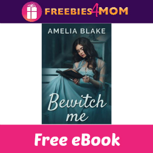 Free eBook: Bewitch Me ($2.99 Value)