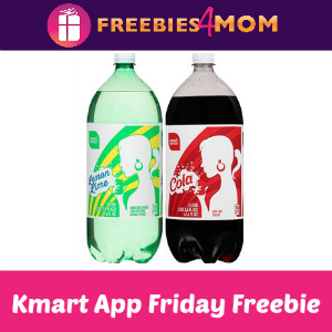 Free Smart Sense Cola or Lemon-Lime Soda