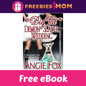 Free eBook: My Big Fat Demon Slayer Wedding