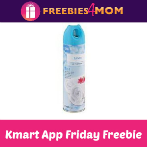 Free Smart Sense Air Freshener at Kmart