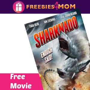 Free Movie:  Sharknado ($9.99 value) on Fandango Now