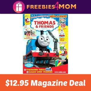 Magazine Deal: Thomas & Friends $12.95