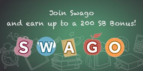 Swago: Back to School Shopping Edition