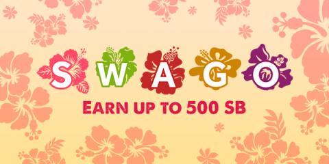 Swagbucks: August Swago Game