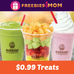 $0.99 Edible To Go Treats at Edible Arrangements