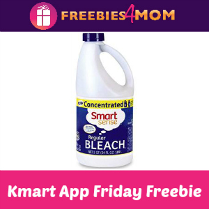 Free Bleach at Kmart