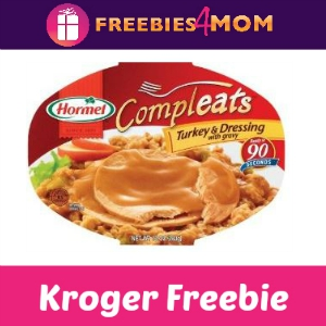 Free Hormel Compleats at Kroger