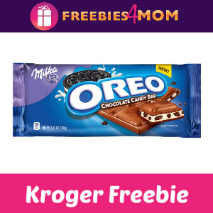 Free Oreo Milka Chocolate Candy Bar