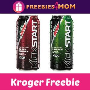 Free Mtn Dew Kickstart at Kroger