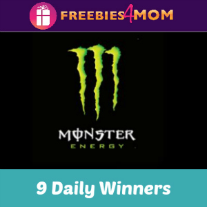 Sweeps Coca-Cola Monster Prizes