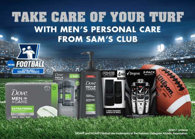 Get Game Day Ready at Sam's Club