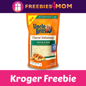 Free Uncle Ben's Flavor Infusions Rice at Kroger