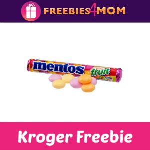 Free Mentos at Kroger