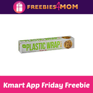 Free Plastic Wrap at Kmart