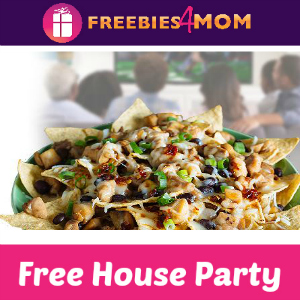 Free House Party: Kikkoman Big Game