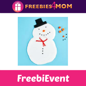 Free Snow Slime Event at Michael's