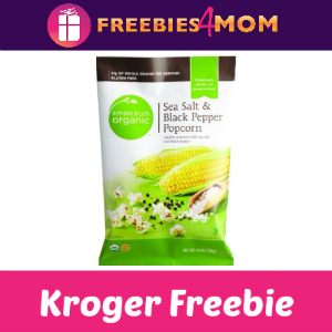 Free Simple Truth Popcorn at Kroger