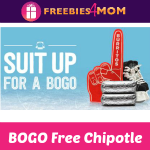 BOGO Free Entrée at Chipotle March 2
