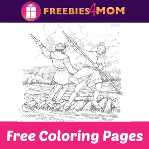 Free George Washington Coloring Pages