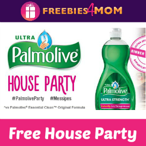 Free House Party: Palmolive