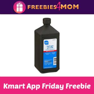 Free Hydrogen Peroxide at Kmart