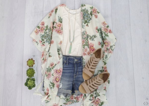Kimonos 40% off (Starting at $14.97)