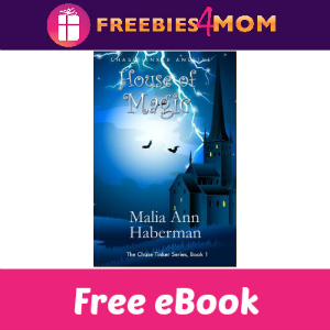 Free eBook: Chase Tinker (House of Magic)