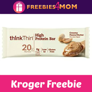Free thinkThin Bar at Kroger