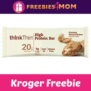 Free thinkThin Bar at Kroger