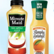 Minute Maid & Simply Airline Voucher