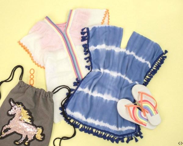 2 Kid Kimonos $16 ($40 Value)
