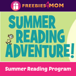 Books-A-Million Kids Summer Reading