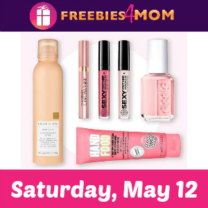 Free Mother's Day Beauty Event at Target